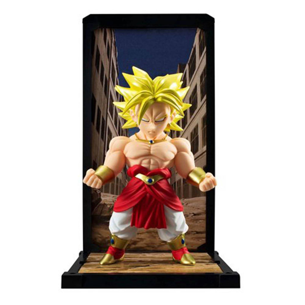 Bandai Dragon Ball Z Tamashii Buddies Super Saiyan Broly Figure - Radar Toys