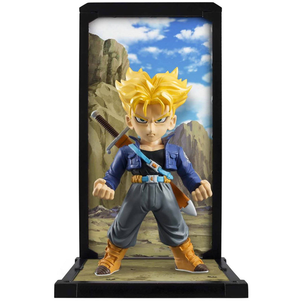Bandai Dragon Ball Z Tamashii Buddies Super Saiyan Trunks Figure - Radar Toys