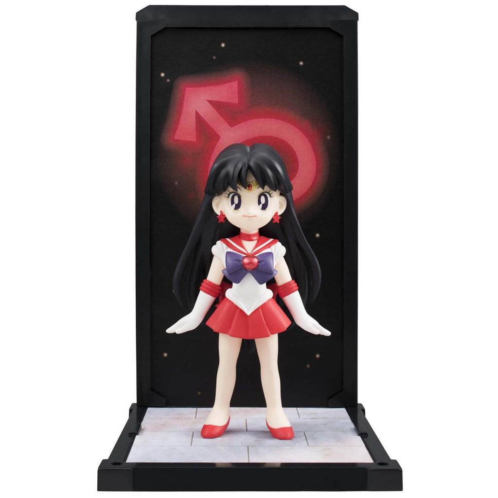 Bandai Sailor Moon Tamashii Buddies Mars Figure