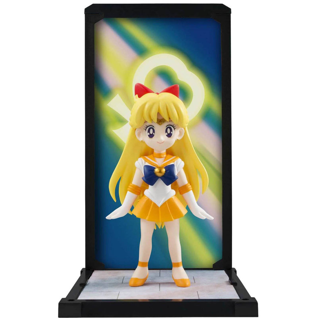 Bandai Sailor Moon Tamashii Buddies Venus Figure - Radar Toys