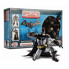 Action Figures - Bandai Sprukits Batman Arkham City Poseable Figure Model Kit