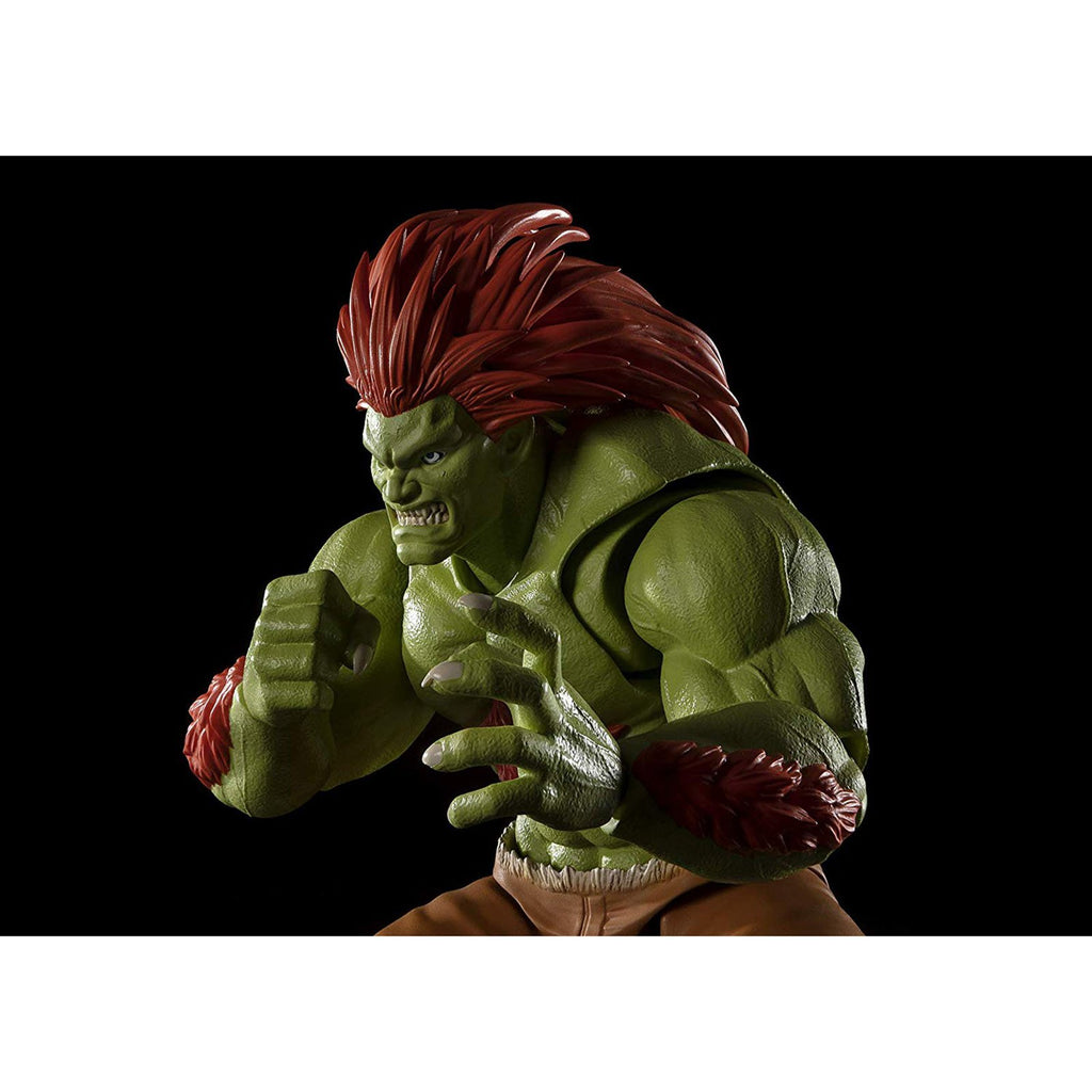 Bandai Street Fighter V Blanka Figuarts Action Figure