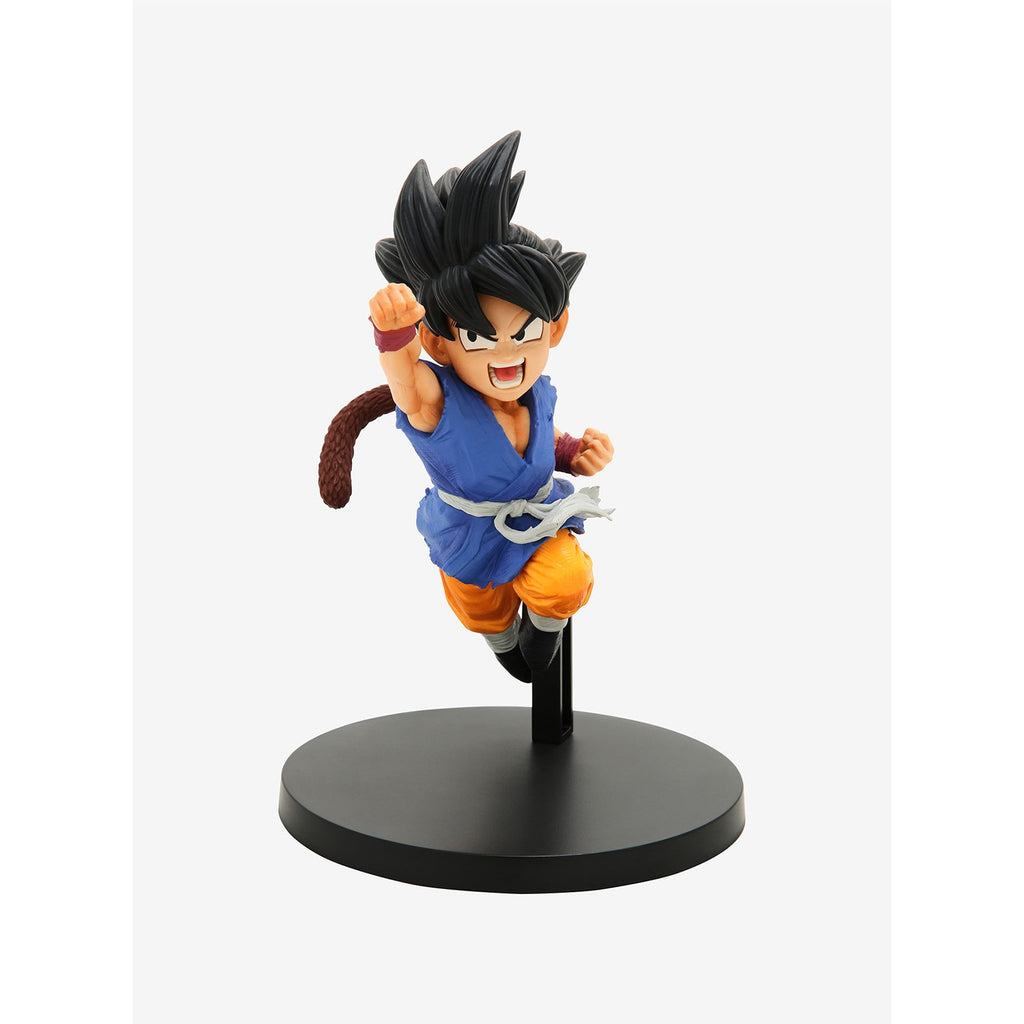 Banpresto Dragon Ball GT Wrath Of The Dragon Goku Version A Figure