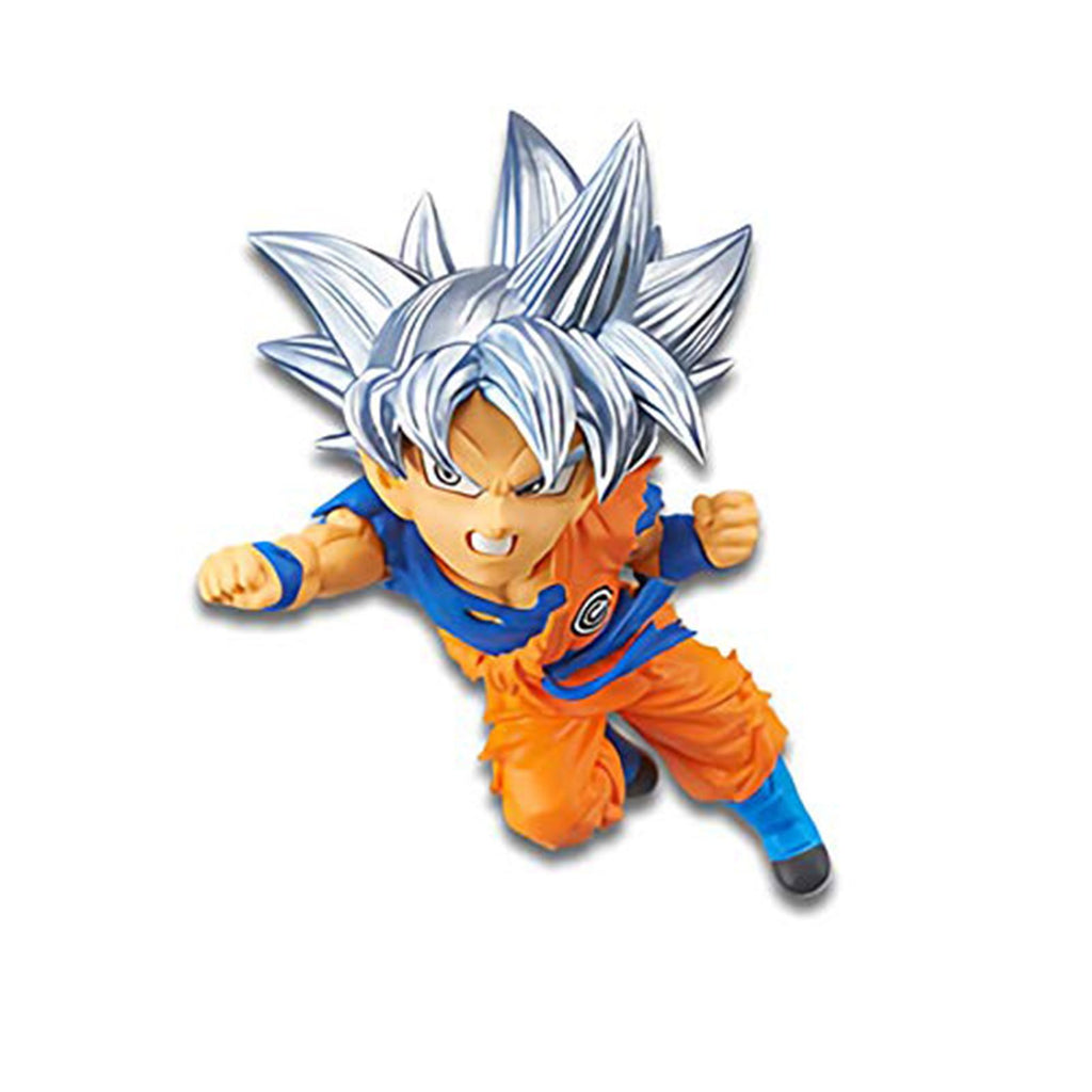 Banpresto Dragon Ball Heroes Volume 5 Ultra Instinct Goku Figure