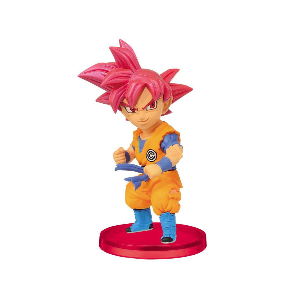 Banpresto Dragon Ball Heroes Volume 6 God Goku Figure
