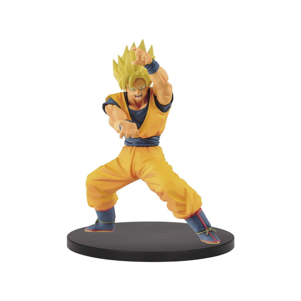 Banpresto Dragon Ball Super Chosenshi Retsuden SS Goku Figure