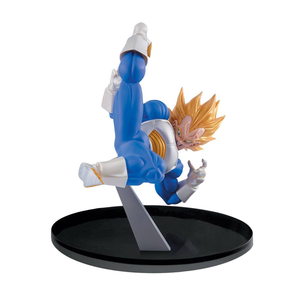 Banpresto Dragon Ball Z Budokai 5 Super Saiyan Vegeta Figure