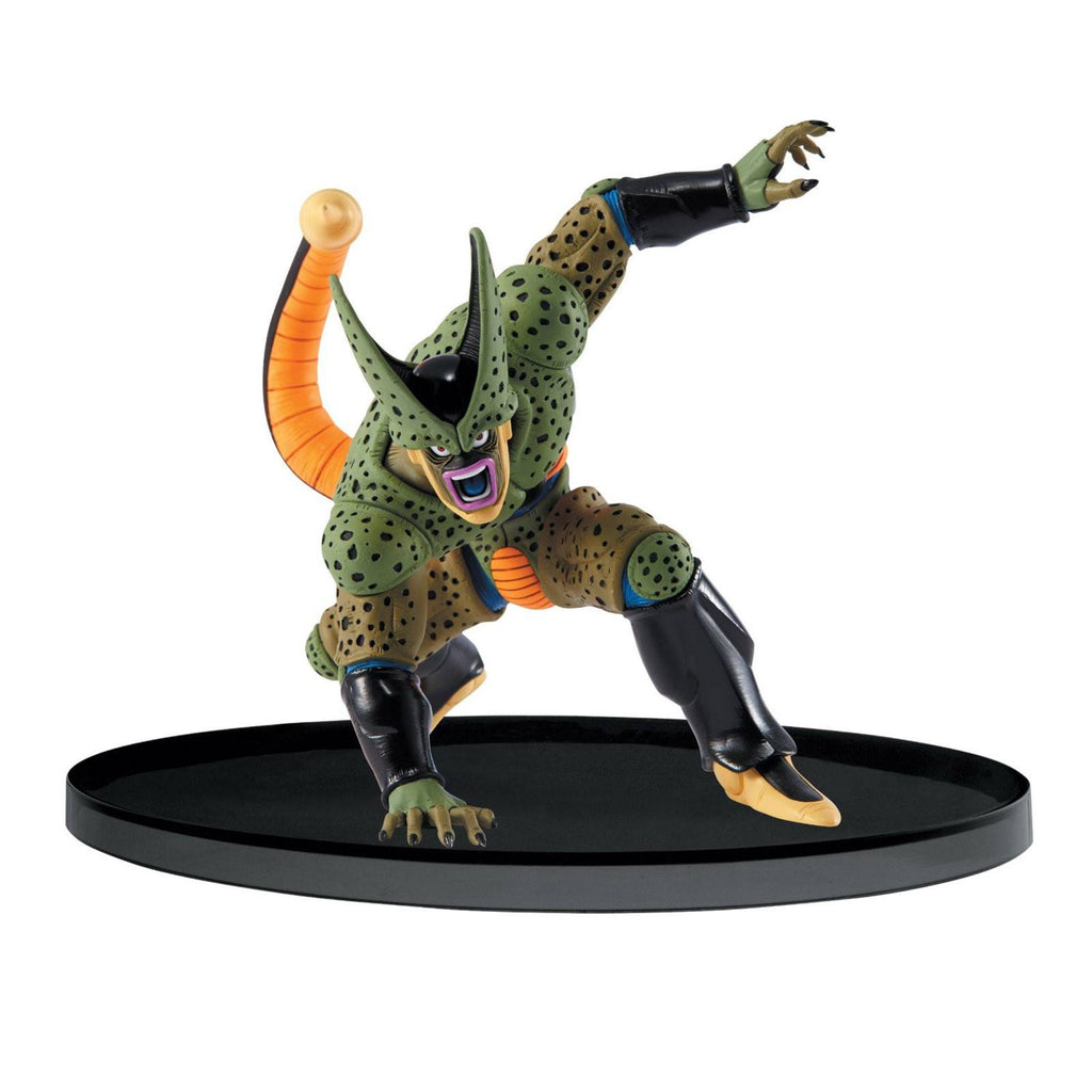 Banpresto Dragon Ball Z Budokai 5 Volume 6 Second Form Cell Figure