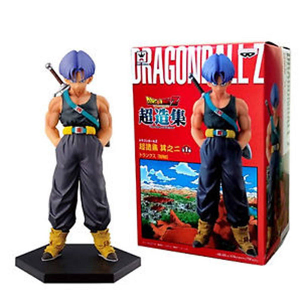 Banpresto Dragon Ball Z Chozoshu Collection Volume 2 Trunks Figure