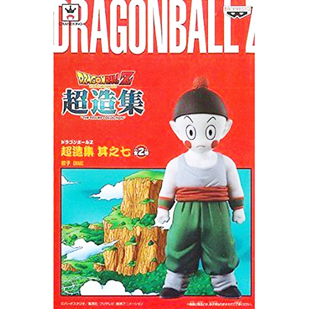 Banpresto Dragon Ball Z Chozousyu Collection Volume 7 Chaoz Figure