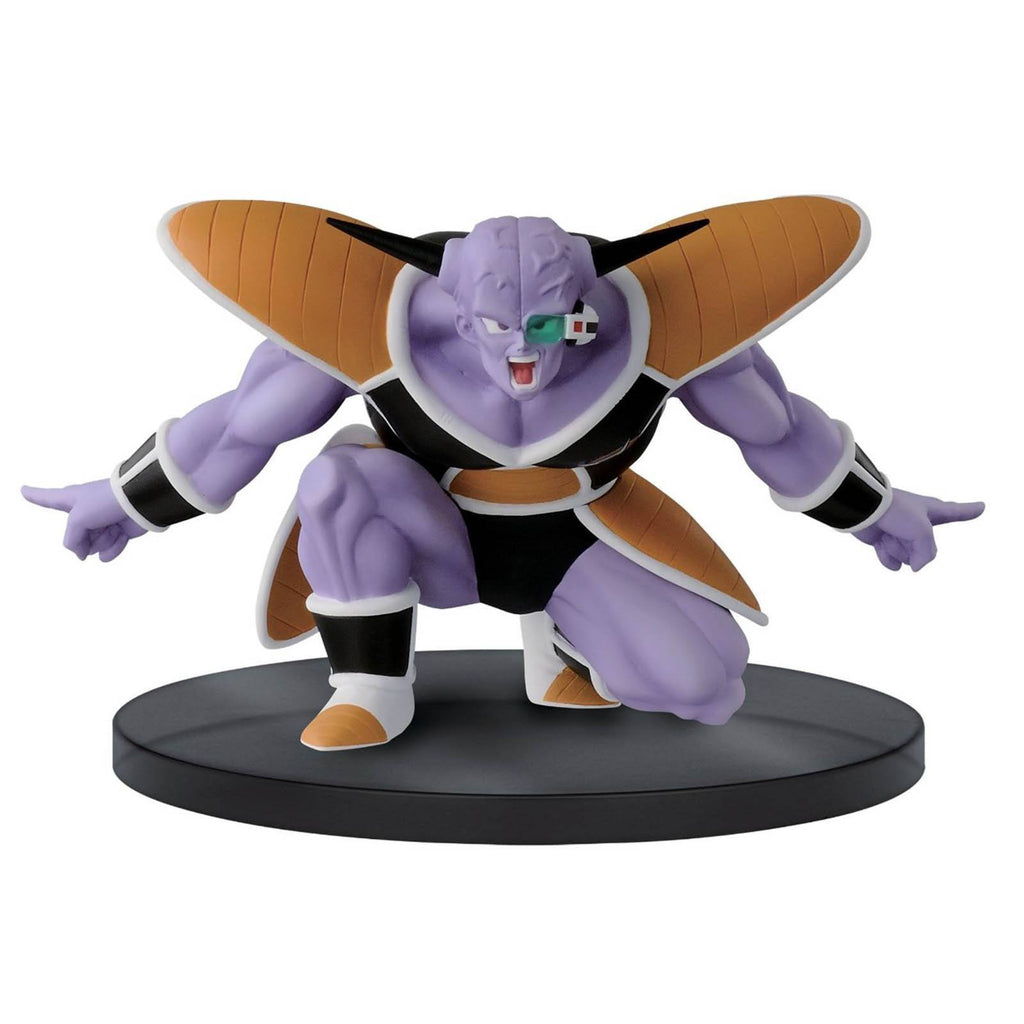 Banpresto Dragon Ball Z Dramatic Showcase 2nd Season Vol 1 Ginyu Figure