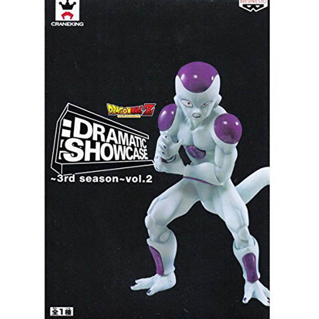 Banpresto Dragon Ball Z Dramatic Showcase 3rd Season Vol 2 Frieza Figure