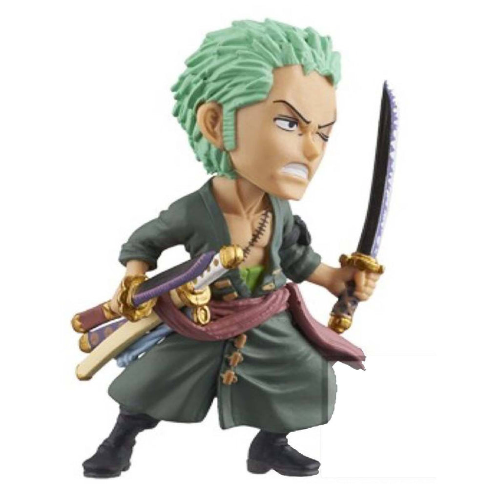 Banpresto One Piece World Fight!! Collectible Roronoa Zoro Figure