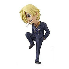 Action Figures - Banpresto One Piece World Fight!! Collectible Sanji Figure