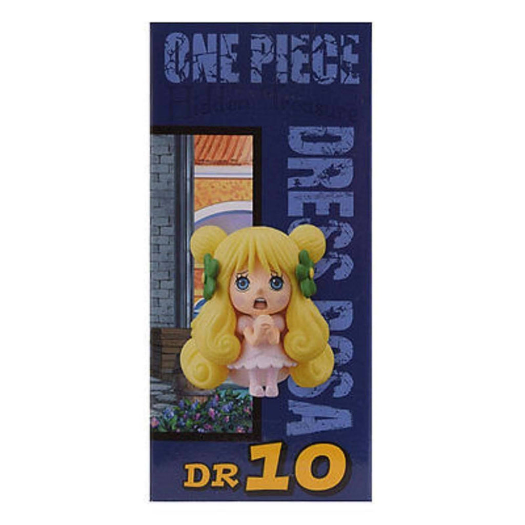 Banpresto Princess Mansherry World Collectible Volume 2 Dressrosa Figure