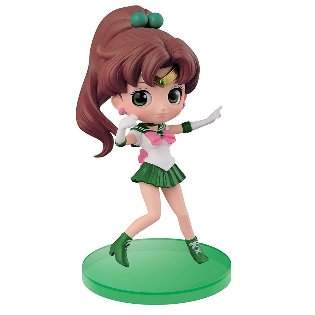 Action Figures - Banpresto Sailor Moon Q Posket Petit Volume 2 Jupiter Figure