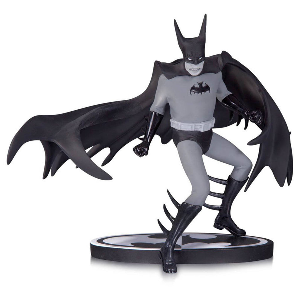 Batman Exclusive Tony Millionaire Black And White Batman Statue