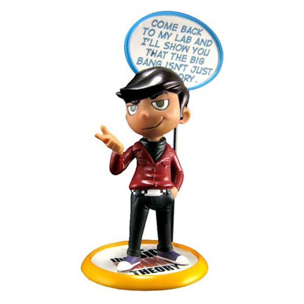 Big Bang Theory Howard Wolowitz Q-Pop Figure