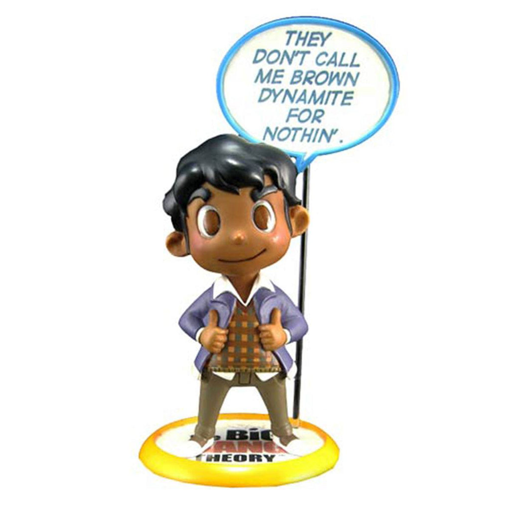 Big Bang Theory Rajesh Koothrappali Q-Pop Figure - Radar Toys
