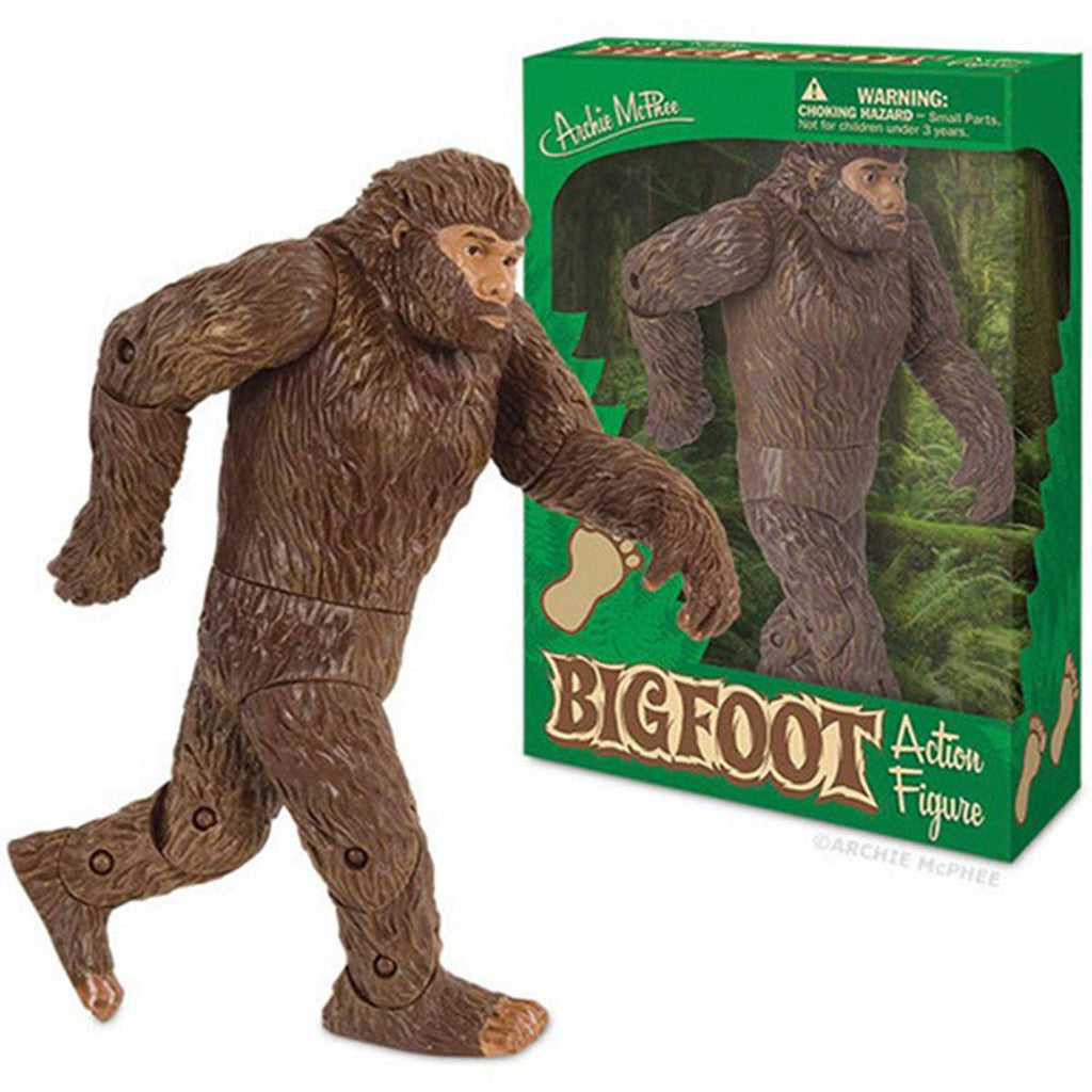 Big Foot Action Figure - Radar Toys