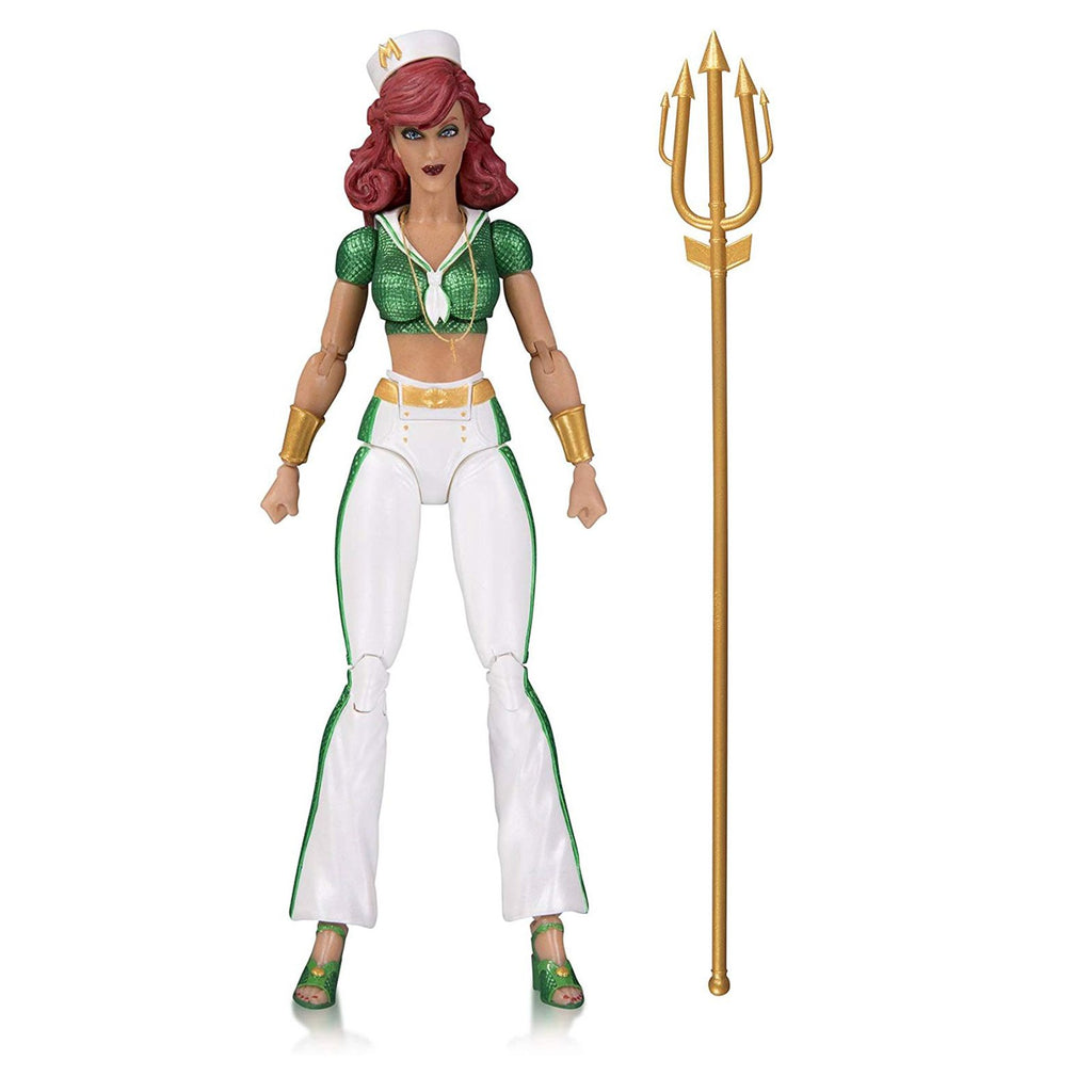 DC Collectibles Designer Series Bombshells Mera Action Figure