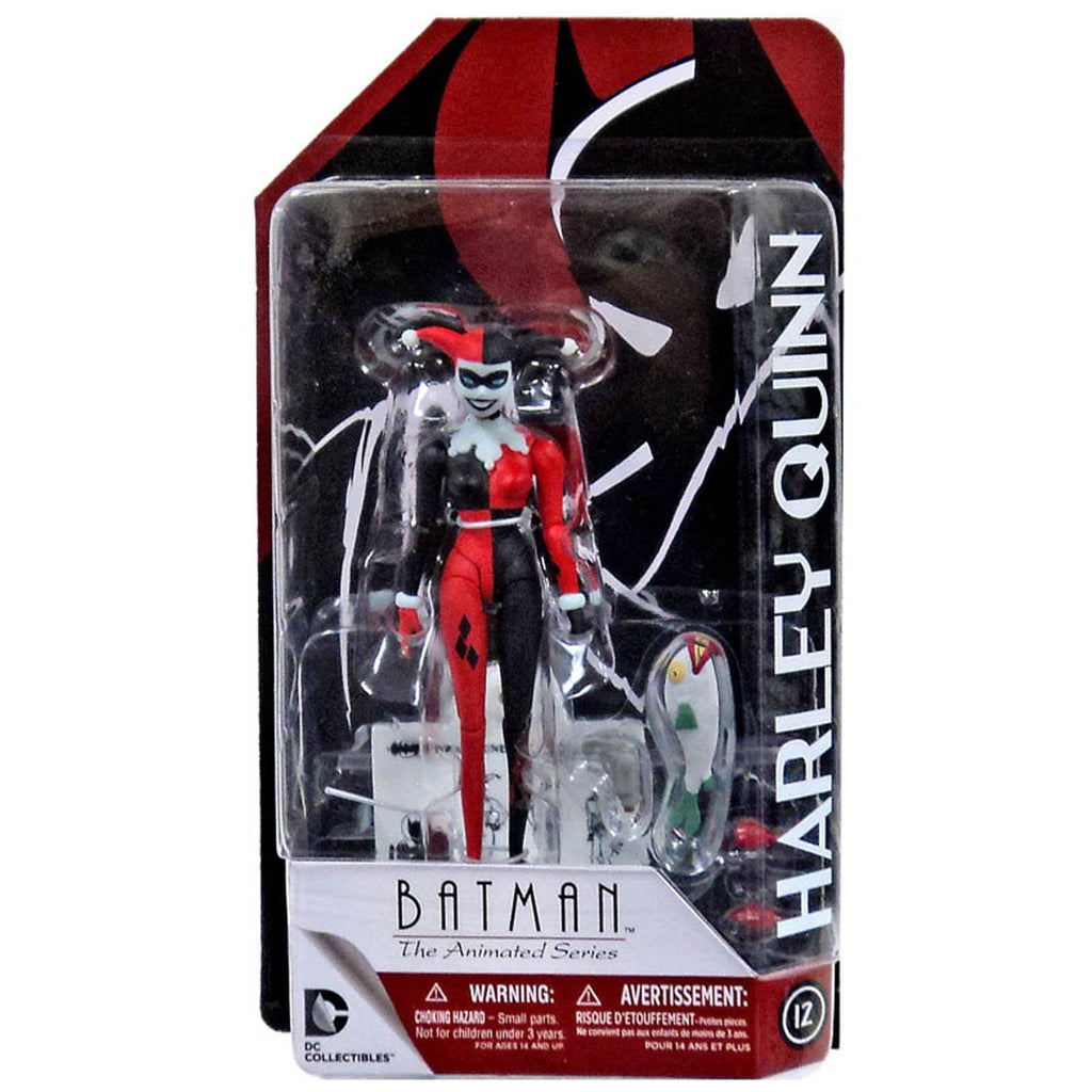 DC Comics Batman Animated Series Harley Quinn Action Figure