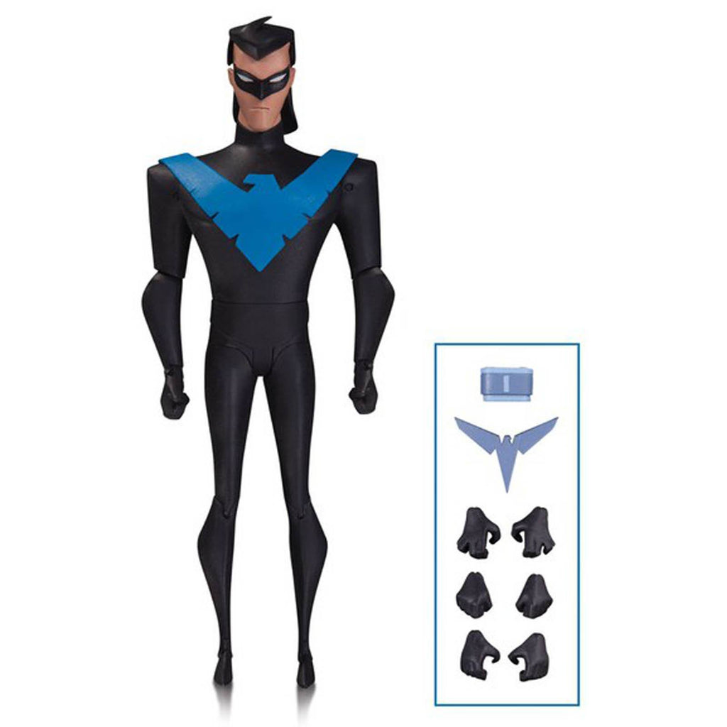 DC Comics New Batman Animated Series Nightwing Action Figure