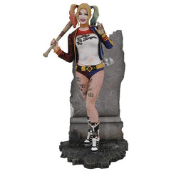 Action Figures - DC Gallery Suicide Squad Harley Quinn Statue