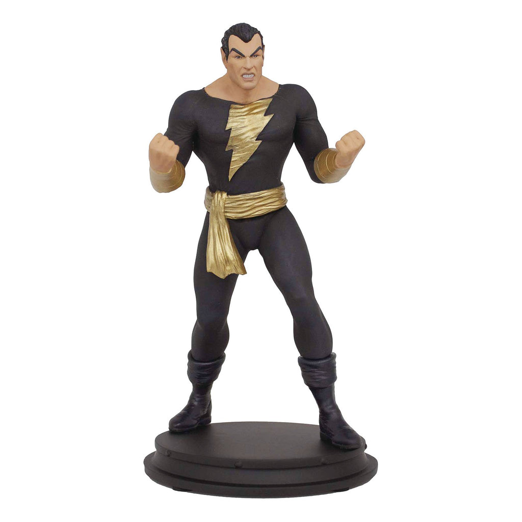 DC Icon Heroes Shazam Black Adam Collectible Statue