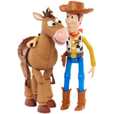 Action Figures - Disney Toy Story 4 Woody And Bullseye Adventure Action Figure Set