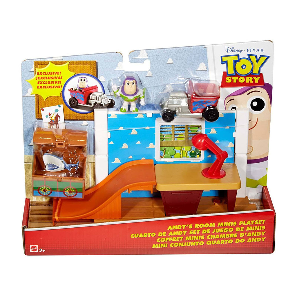Disney Toy Story Andy's Room Mini Figure Playset