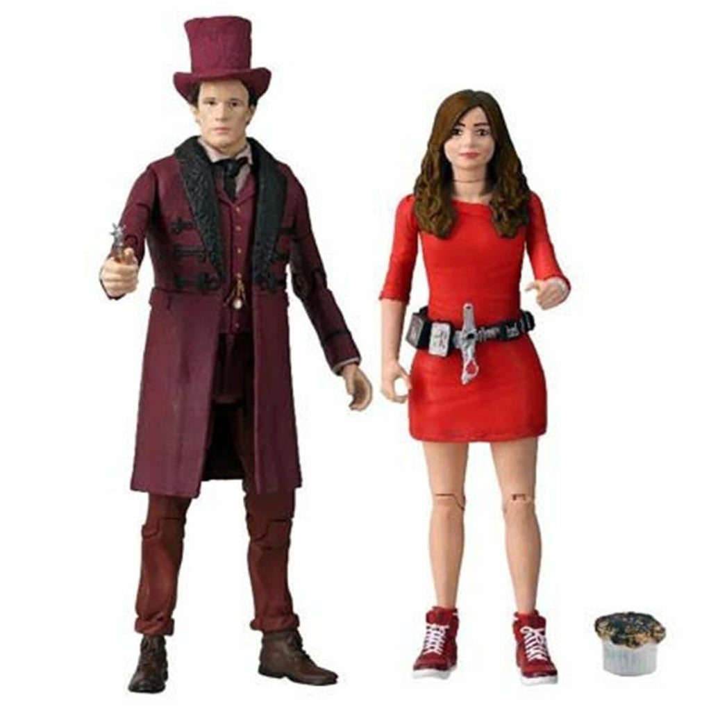 Doctor Who 11th Doctor The Impossible Set 2 Pack Action Figures