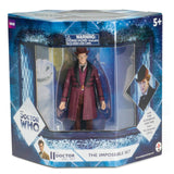 Doctor Who 11th Doctor The Impossible Set 2 Pack Action Figures - Radar Toys