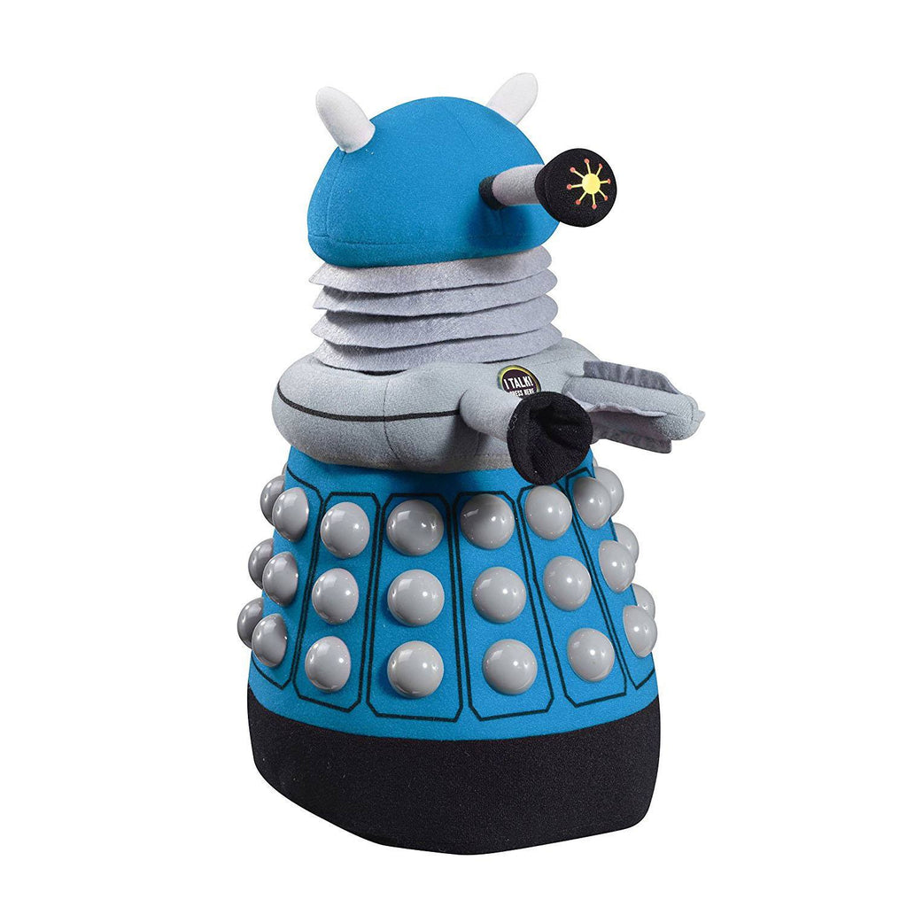 Doctor Who Deluxe Blue Dalek 15 Inch Plush Figure