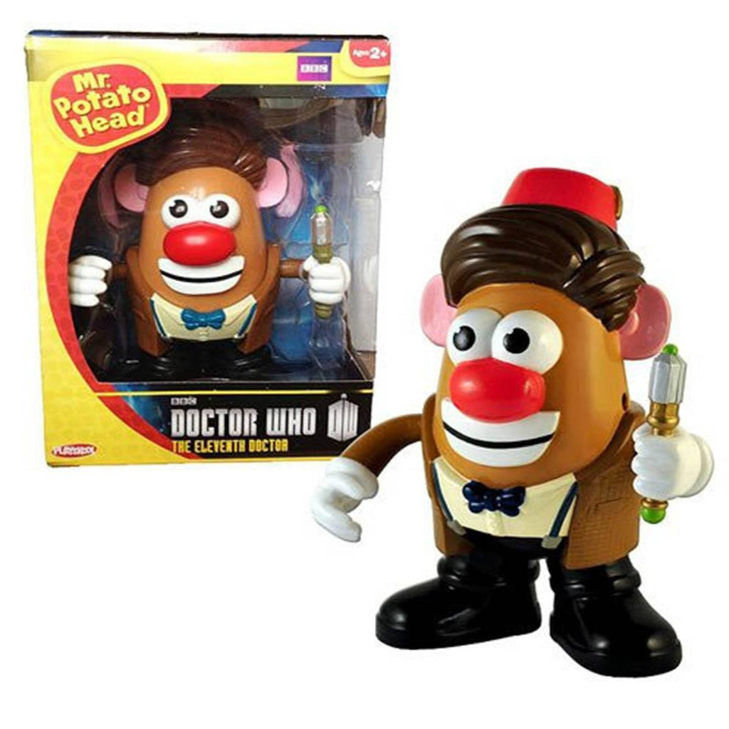 Doctor Who Eleventh Doctor Mr. Potato Head Figure - Radar Toys