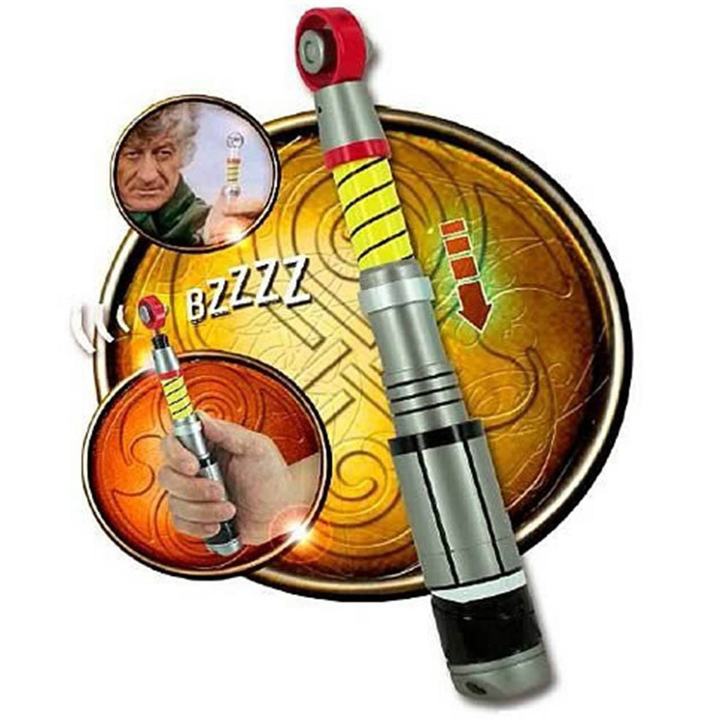 Doctor Who The 3rd Doctor's Sonic Screwdriver