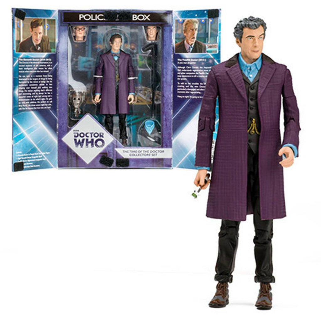 Doctor Who The Time Of The Doctor Action Figure