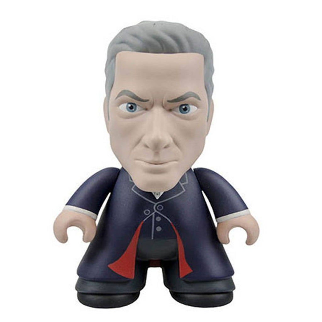 Doctor Who Titans Comic Con Exclusive The 12th Doctor Vinyl Figure