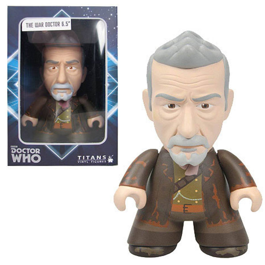 Doctor Who Titans Comic Con Exclusive The War Doctor Vinyl Figure