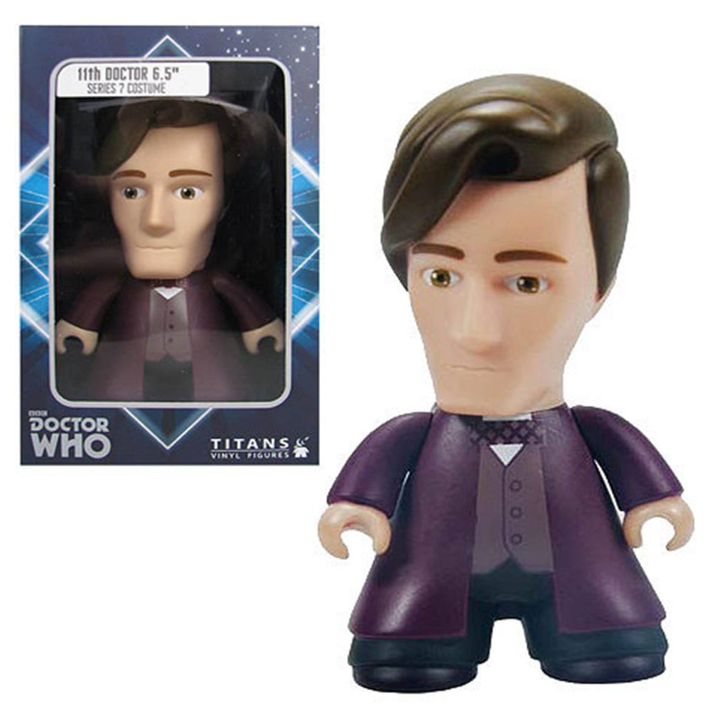 Doctor Who Titans Eleventh Doctor Series 7 Costume Vinyl Figure