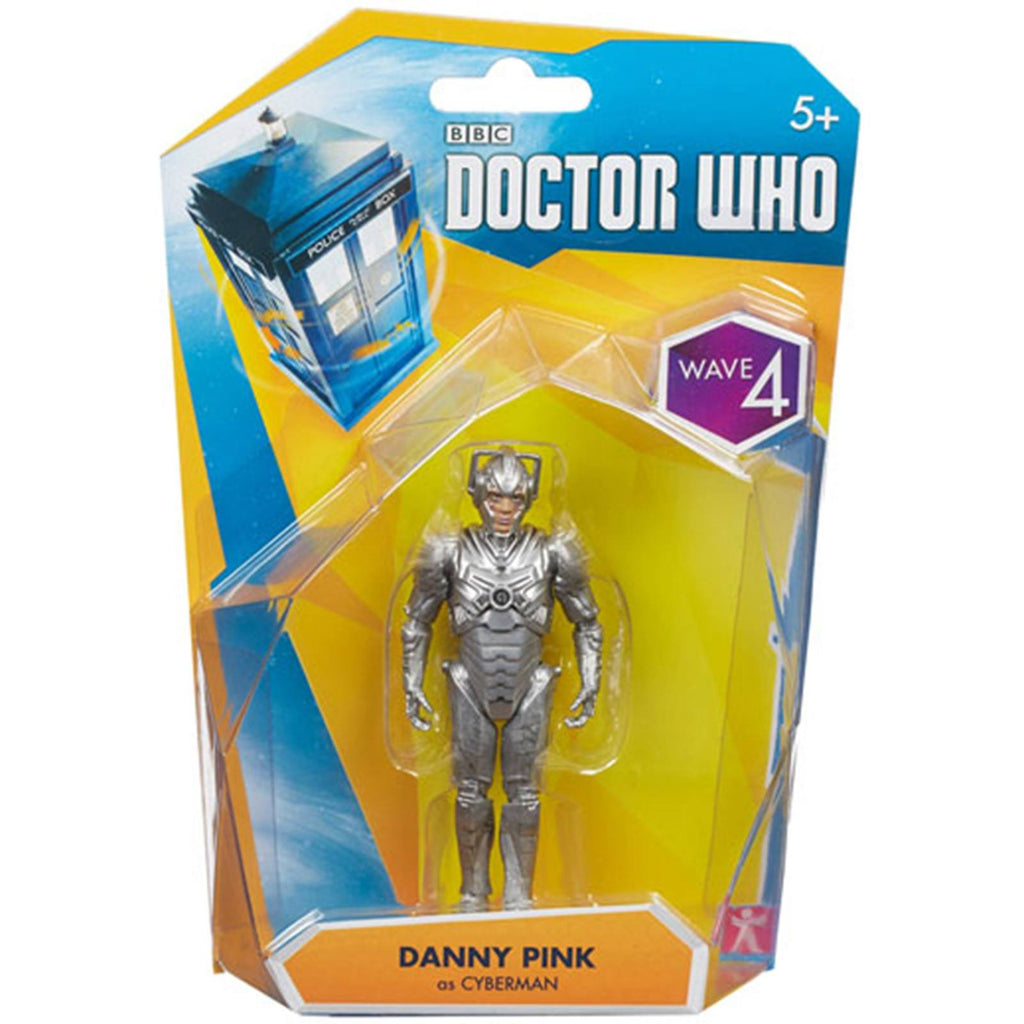 Doctor Who Wave 4 Danny Pink As Cyberman Action Figure