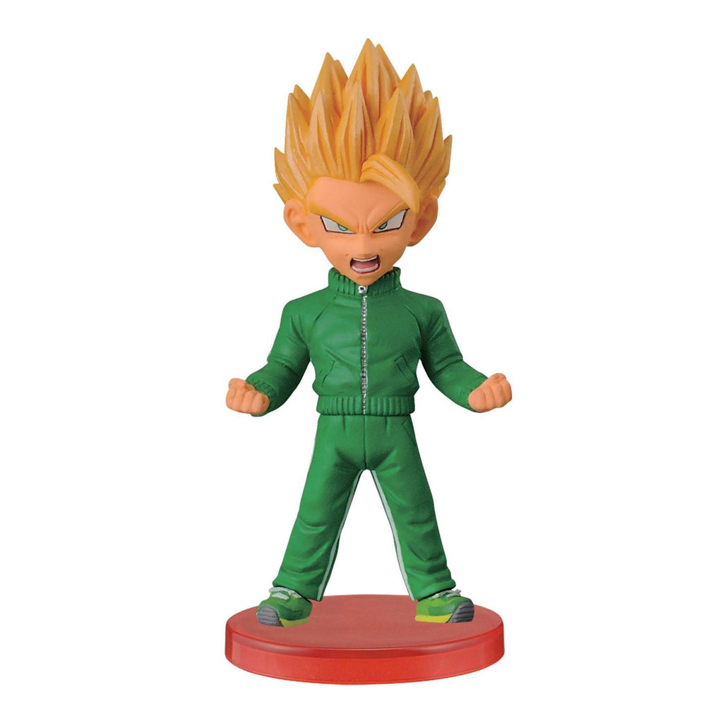 Dragon Ball Z Super World Collectible Warriors Super Saiyan Gohan Figure