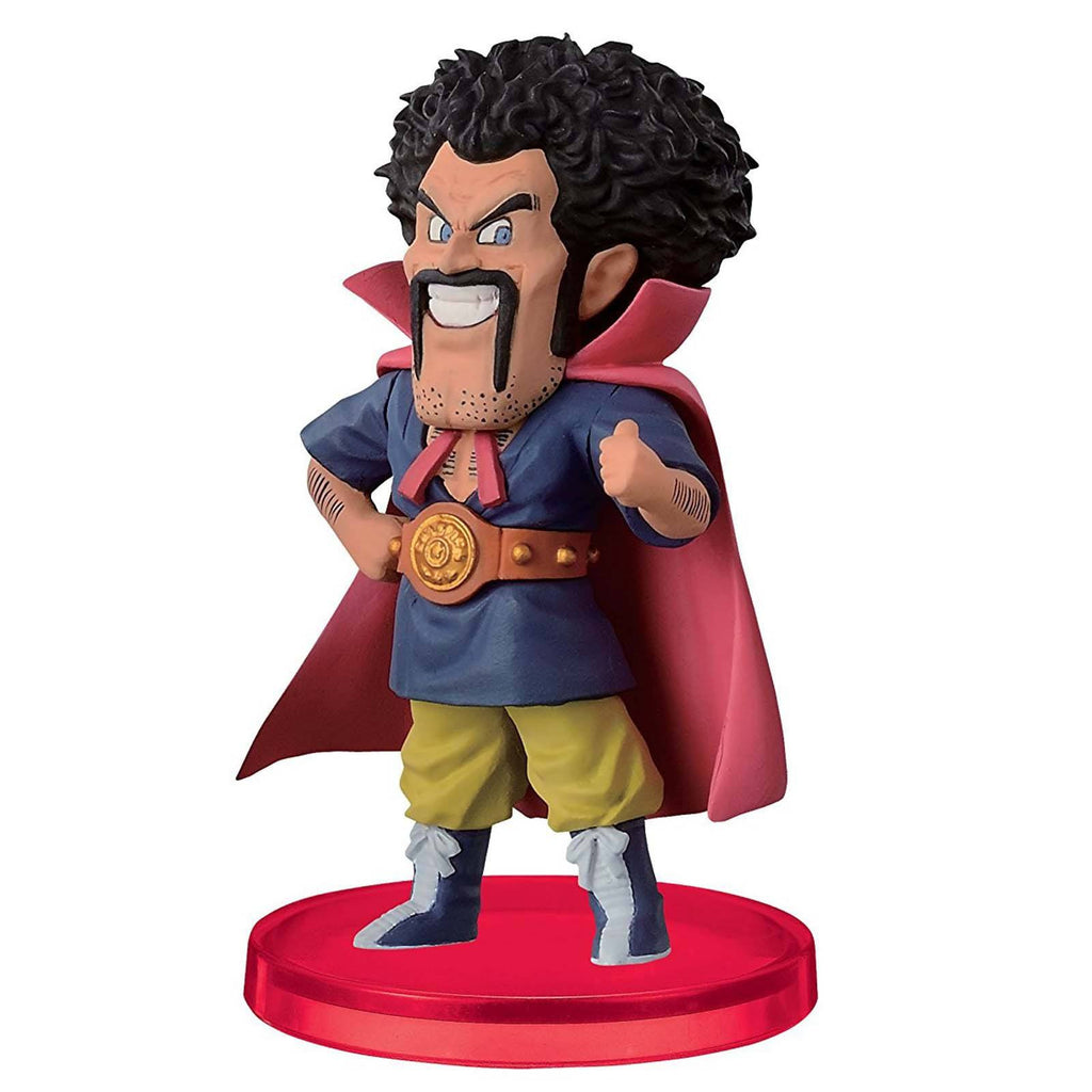 Dragon Ball Z World Collectible Volume 2 Hercule Figure