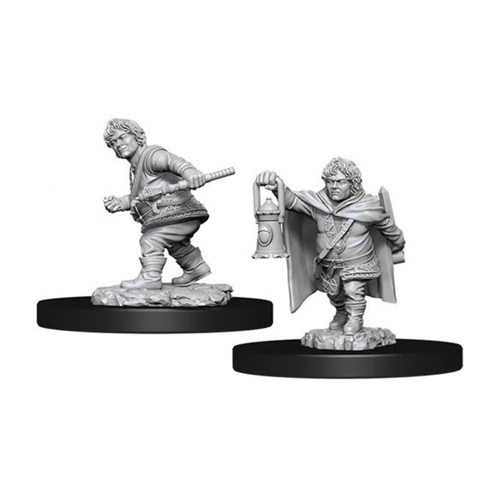 Dungeons And Dragons Male Halfling Rogue Miniatures Radar Toys Download files and build them with your 3d printer, laser cutter, or cnc. dungeons and dragons male halfling rogue nolzur s miniatures