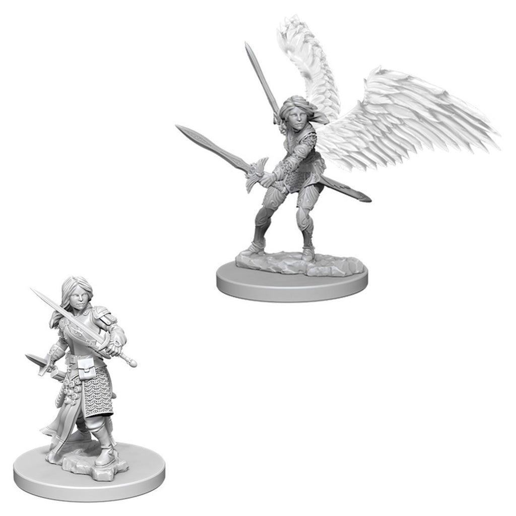 Dungeons And Dragons Nolzur's Aasimar Female Paladin Set