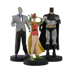 Action Figures - Eaglemoss Batman Masterpiece Collection Dark Knight 3 Figure Set
