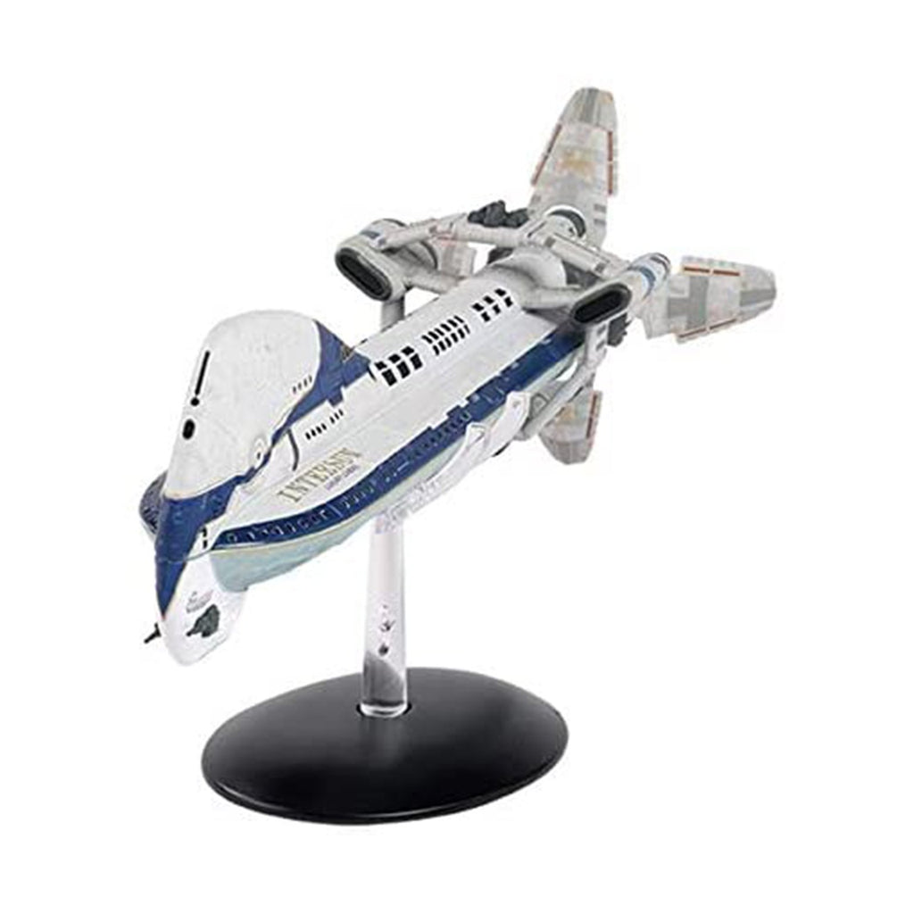 Action Figures - Eaglemoss Battlestar Galactica Colonial One Replica