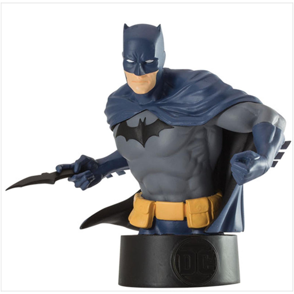 Action Figures - Eaglemoss DC Batman Universe Batman 5 Inch Bust