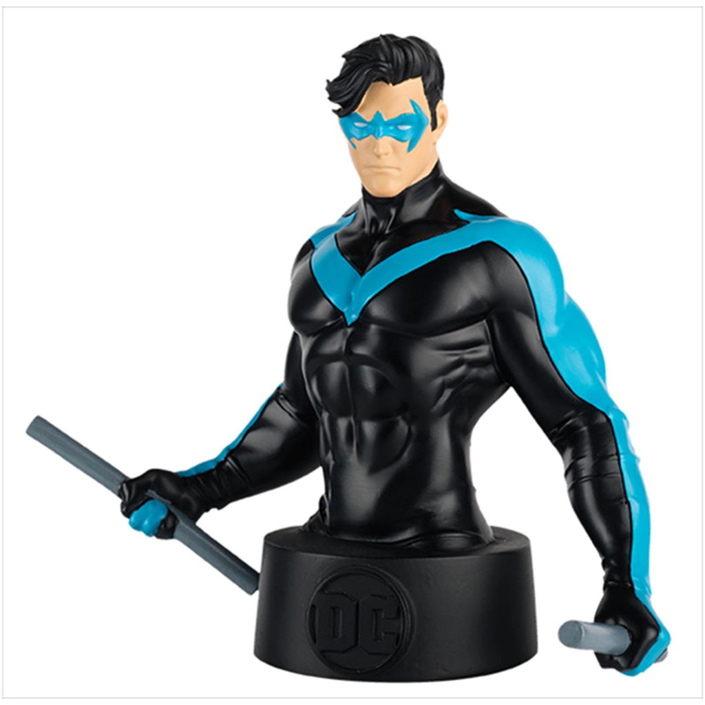 Action Figures - Eaglemoss DC Batman Universe Nightwing 5 Inch Bust