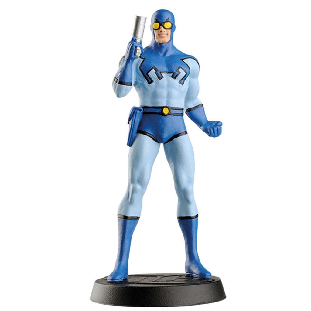 Action Figures - Eaglemoss DC Super Hero Collection Blue Beetle 4 Inch Figure